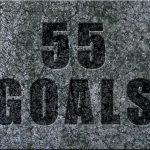1日に55ゴールを生で見たことがありますか?
