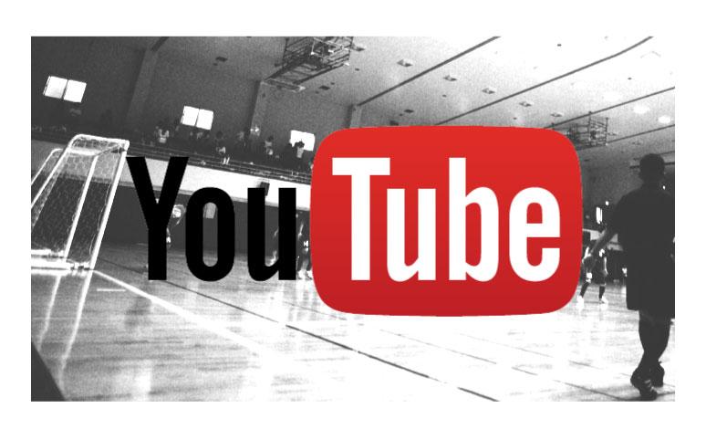フットサルの動画をYouTubeに上げることについて相談された話。