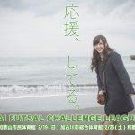 【関チャレ】 関西フットサルチャレンジリーグ結果(2017年2月11日(土祝)・19日(日)・25日(土))