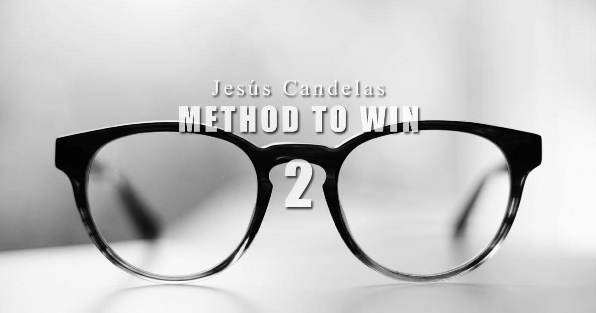 カンデラスから学ぶ、勝つためのメソッドとは?Vol.2