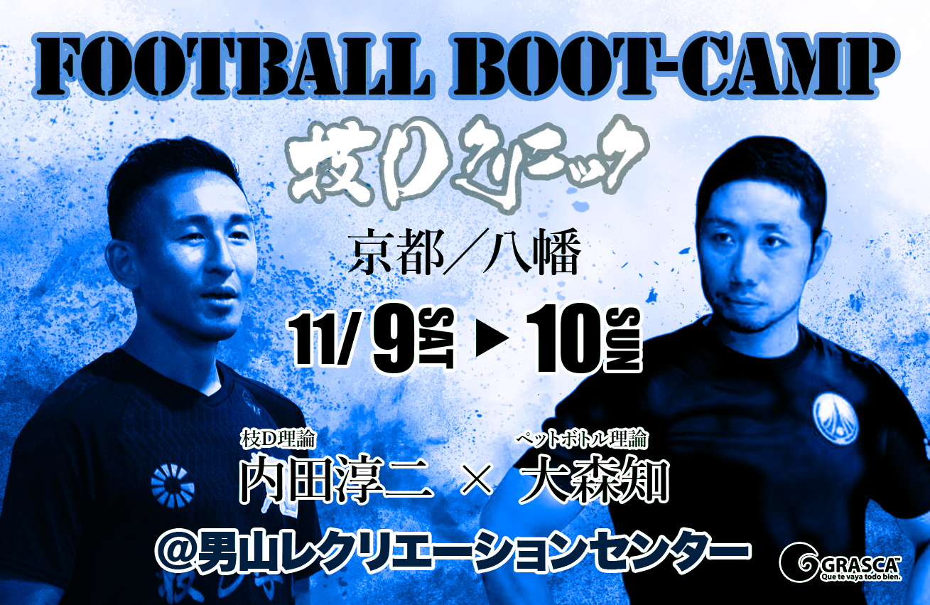 Football-Bootcamp in 京都/八幡